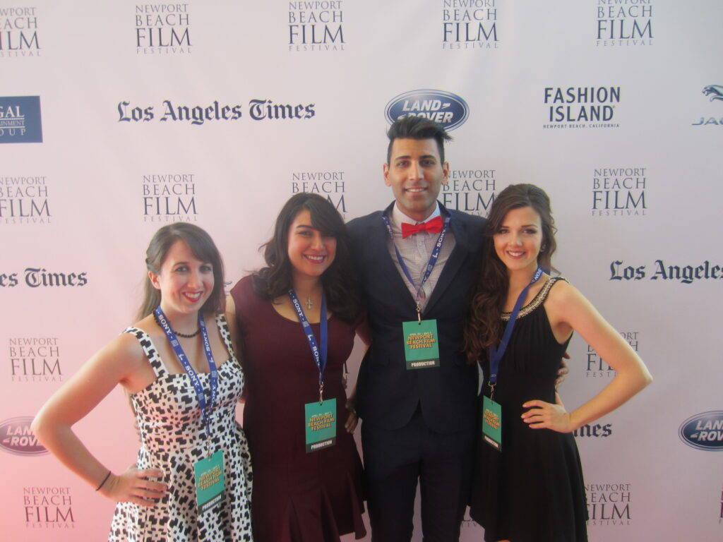 Students at the NBFF